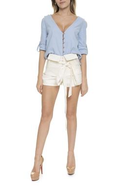 Shorts Curto Faixa  - DG16023