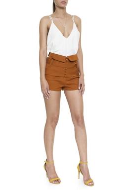 Shorts Curto Faixa  - DG16024