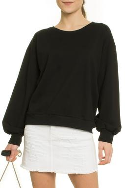 Soft Knit Sweatshirt Ml - 52S1549