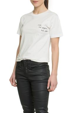 T-shirt Cropped Cute But Psycho - DG17816
