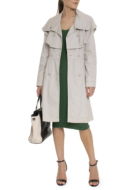 Trench Coat Nude - DG15588