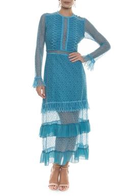 Vestido Acqua