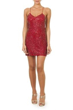 Vestido Alexa Red