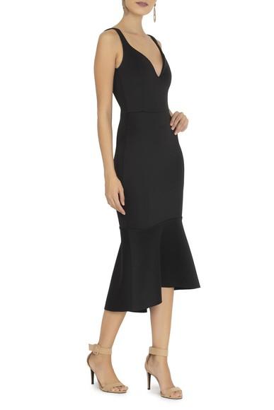 Vestido Aline Midi Black Jodri