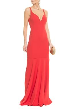 Vestido Aline Red - DG13609
