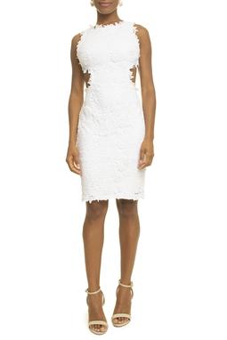 Vestido Amare White - DG13078