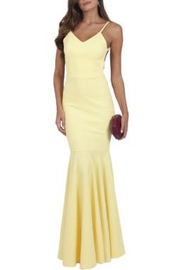 Vestido Amarílis PWL - DG12957