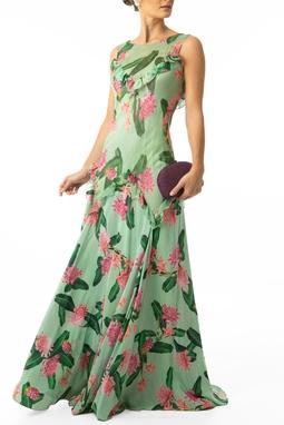 Vestido Amazon