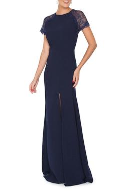 Vestido Amoris Blue