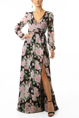 Vestido Ana Flor - DG13684