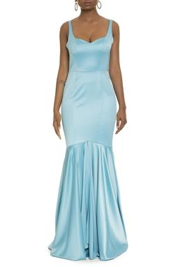 Vestido Andrews Blue
