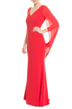 Vestido Anelise Red