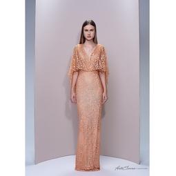 Vestido Apricot