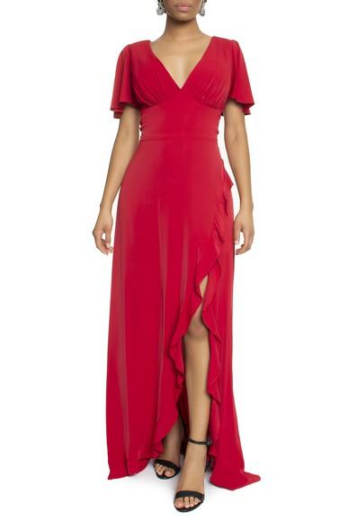 Vestido Aquira Basic Collection