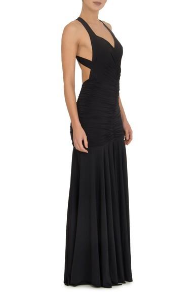 Vestido Armenia Black Anamaria Couture