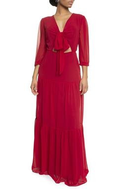 Vestido Aruana