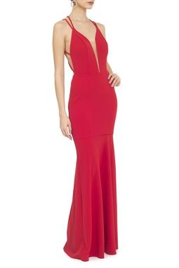 Vestido Astapor Red