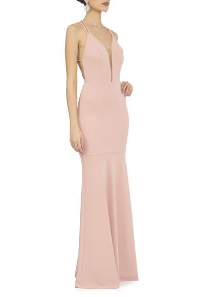 Vestido Astapor Rose Basic Collection