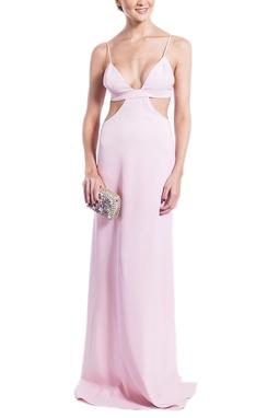 Vestido Aura Rosa CLM - DG13476