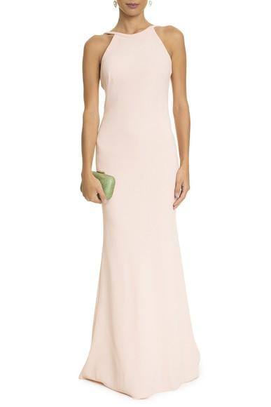 Vestido  Azelma Basic Collection