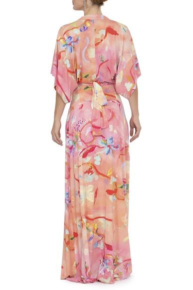 Vestido Balin Rosa Kika Simonsen