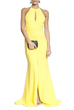Vestido Balina Yellow