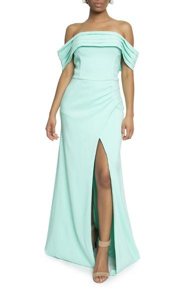 Vestido Balme Menta Anamaria Couture