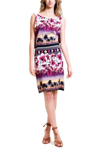 Vestido Barbados CLM Adriana Barra