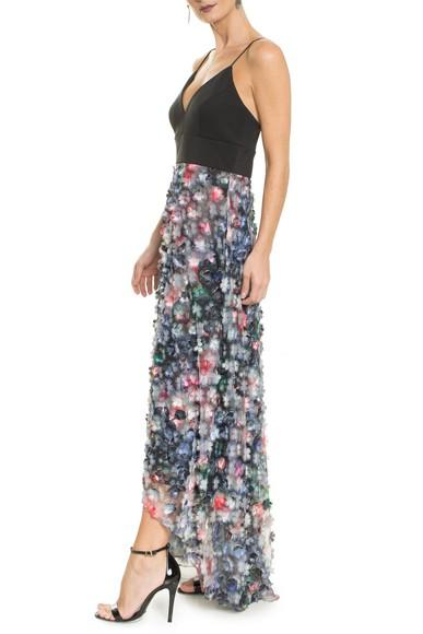 Vestido Begonia Badgley Mischka