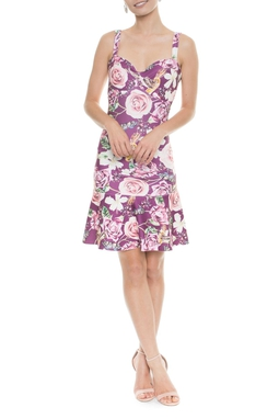 Vestido Bellini Purple