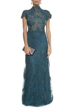 Vestido Belmonte Green - DG14689