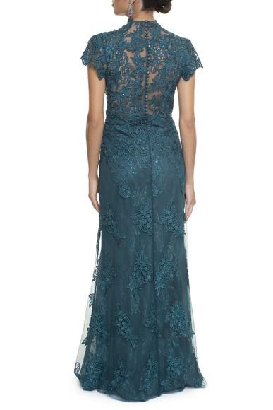Vestido Belmonte Green Patricia Bonaldi