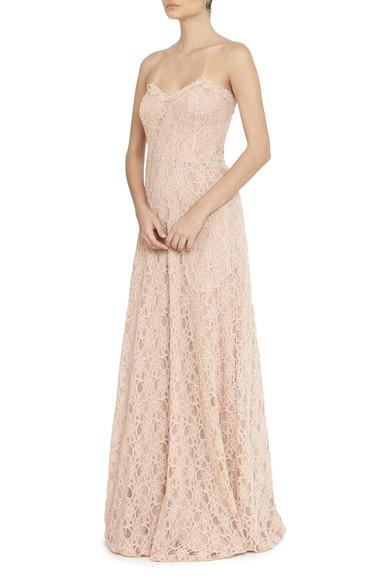 Vestido Betty Nude Anamaria Couture