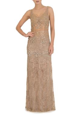 Vestido Biscuit - DG14550