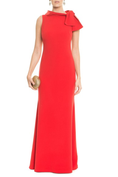 Vestido Blair Badgley Mischka