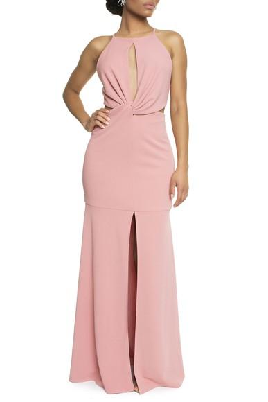 Vestido Bolton Rose Basic Collection