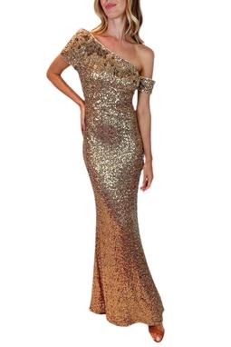 Vestido Bordado - BMD 11201