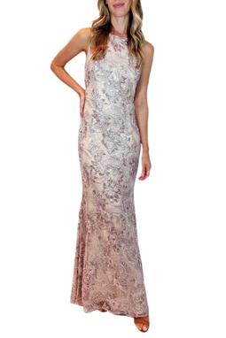 Vestido Bordado - BMD 11204