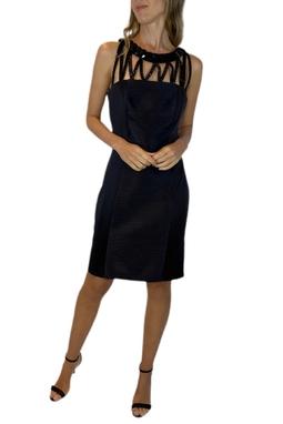 Vestido Bordado - BMD 11346