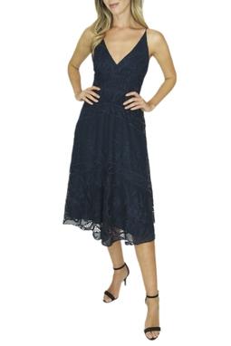 Vestido Bordado - BMD 9520