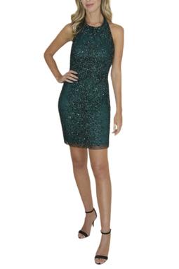 Vestido Bordado Carol Philippi - BMD 9450