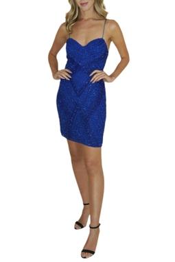 Vestido Bordado Carol Philippi - BMD 9451