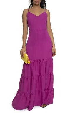 Vestido Saia Camadas - DG14737
