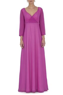 Vestido Buono Fucsia - DG13971