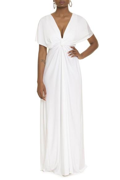 Vestido Lavina White Anamaria Couture