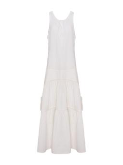 Vestido Cabucu - Off White  USTL