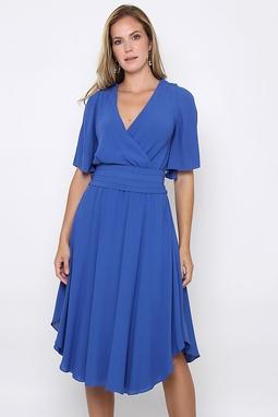 Vestido Cachecouer Azul