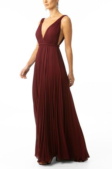 Vestido Calina Basic Collection