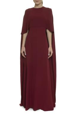 Vestido Capa - BMD 9565