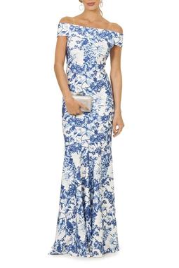 Vestido Capri Ombro - DG14090
